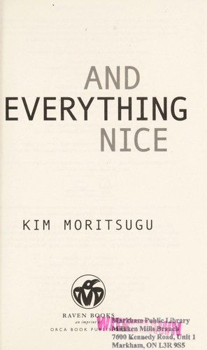 Book cover of & EVERYTHING NICE