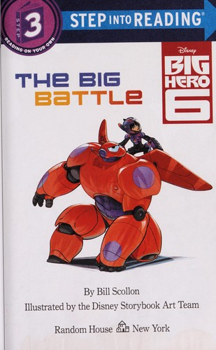 Book cover of BIG BATTLE