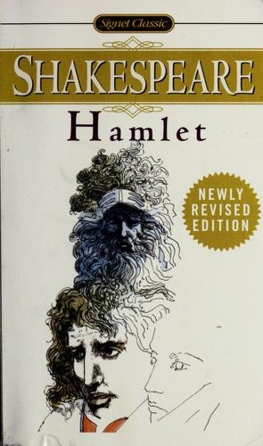 Book cover of HAMLET