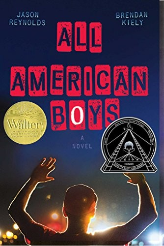 Book cover of ALL AMER BOYS