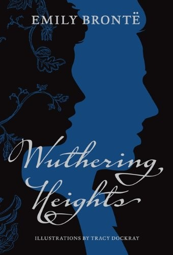 Book cover of WUTHERING HEIGHTS