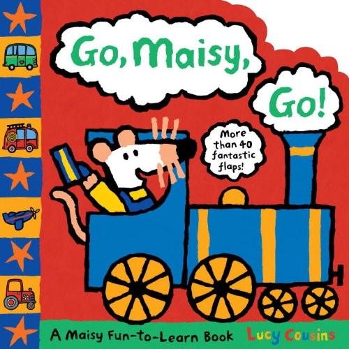 Book cover of GO MAISY GO