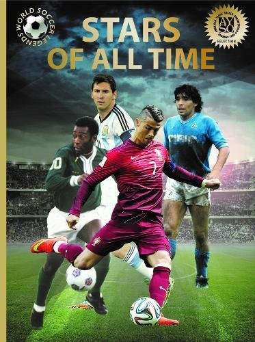 Book cover of WORLD SOCCER LEGENDS - STARS OF ALL TIME