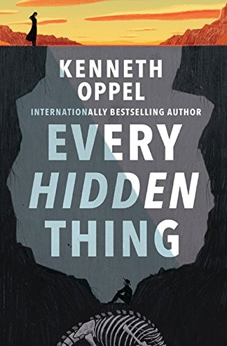 Book cover of EVERY HIDDEN THING