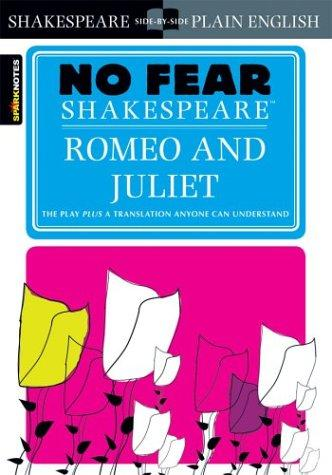 Book cover of ROMEO & JULIET - NO FEAR SHAKESPEARE