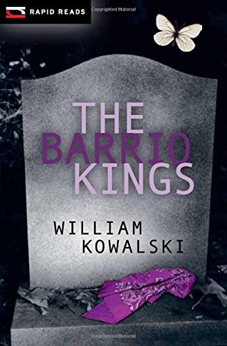 Book cover of BARRIO KINGS