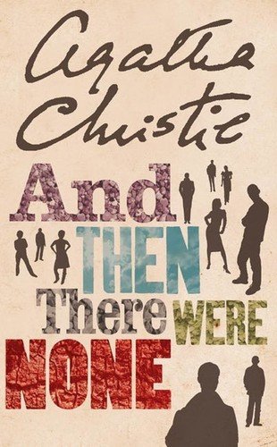 Book cover of & THEN THERE WERE NONE