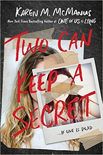 Book cover of 2 CAN KEEP A SECRET
