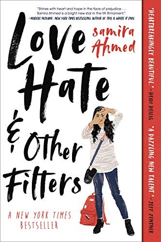 Book cover of LOVE HATE & OTHER FILTERS