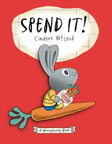 Book cover of SPEND IT