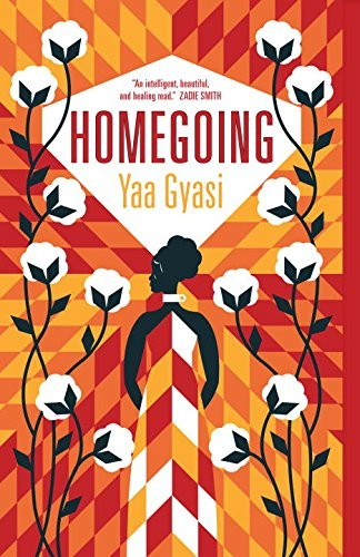 Book cover of HOMEGOING