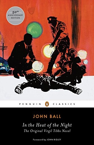 Book cover of IN THE HEAT OF THE NIGHT