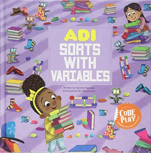 Book cover of ADI SORTS WITH VARIABLES