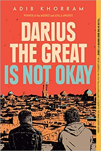 Book cover of DARIUS THE GREAT IS NOT OKAY