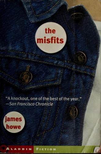 Book cover of MISFITS