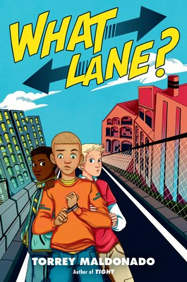 Book cover of WHAT LANE