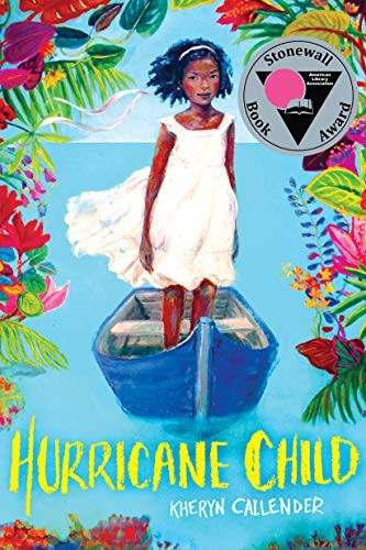 Book cover of HURRICANE CHILD