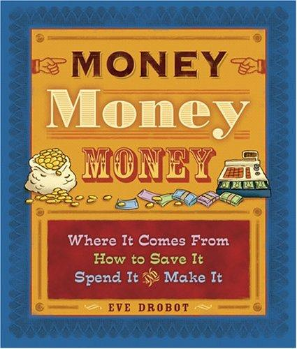 Book cover of MONEY MONEY MONEY