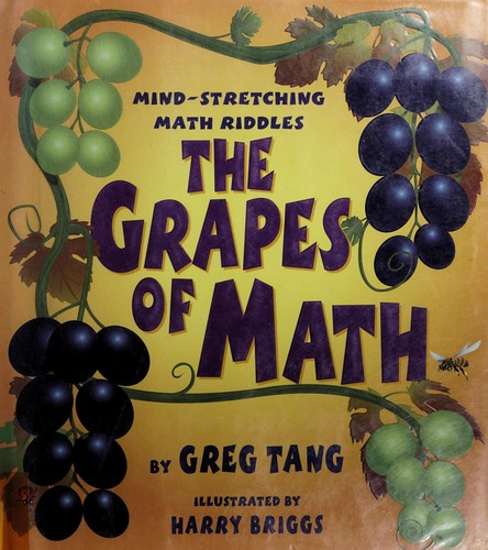 Book cover of GRAPES OF MATH