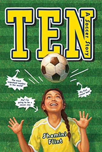 Book cover of 10 - A SOCCER STORY