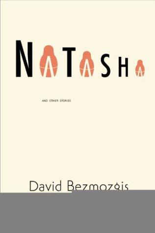 Book cover of NATASHA