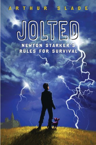 Book cover of JOLTED - NEWTON STARKER'S RULES FOR SUR
