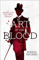 Book cover of ART IN THE BLOOD