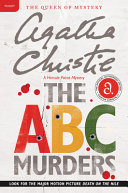 Book cover of ABC MURDERS
