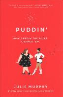 Book cover of PUDDIN'
