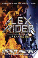Book cover of ALEX RIDER 06 ARK ANGEL