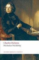 Book cover of NICHOLAS NICKLEBY