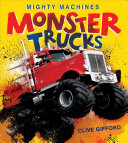 Book cover of MONSTER TRUCKS
