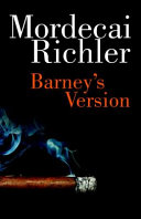Book cover of BARNEY'S VERSION