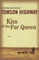 Book cover of KISS OF THE FUR QUEEN