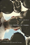 Book cover of 6 MONTHS IN SUDAN