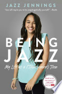 Book cover of BEING JAZZ