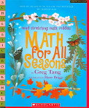 Book cover of MATH FOR ALL SEASONS