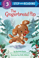 Book cover of GINGERBREAD PUP