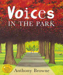 Book cover of VOICES IN THE PARK