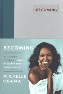 Book cover of BECOMING - A GUIDED JOURNAL FOR DISCOVER