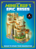 Book cover of MINECRAFT - EPIC BASES