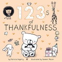 Book cover of 123S OF THANKFULNESS