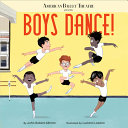 Book cover of BOYS DANCE