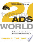 Book cover of 20 ADS THAT SHOOK THE WORLD