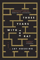 Book cover of 3 YEARS WITH THE RAT