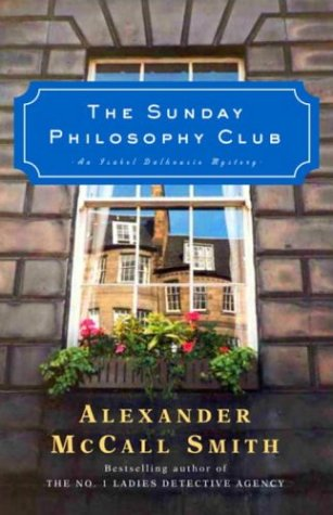 Book cover of SUNDAY PHILOSOPHY CLUB