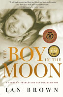 Book cover of BOY IN THE MOON