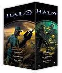 Book cover of HALO BOX SET