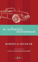 Book cover of ST URBAIN'S HORSEMEN