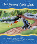 Book cover of MY GRAMPY CAN'T WALK